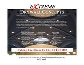 Extreme Drywall Concepts