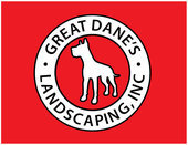 Great Danes Landscaping